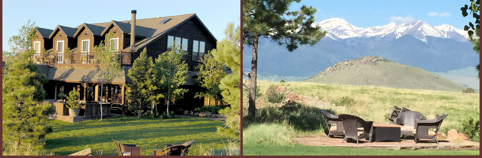 rental cabins homeaway colorado ranch estate for reunions vacation rent private sp
